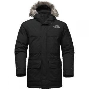 ザ ノースフェイス メンズ ダウンジャケット アウター McMurdo Hooded Down Parka IIIs Tnf Black|fermart3-store
