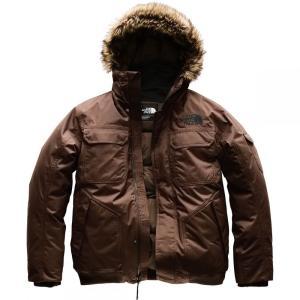 ザ ノースフェイス The North Face メンズ ダウン・中綿ジャケット アウター Gotham Hooded Down Jacket IIIs Brownie Brown|fermart3-store