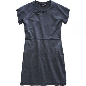 ザ ノースフェイス The North Face レディース ワンピース ワンピース・ドレス Terry Dress Urban Navy Heather|fermart3-store