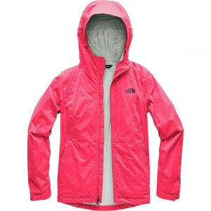ザ ノースフェイス The North Face レディース レインコート アウター Allproof Stretch Jacket Atomic Pink|fermart3-store