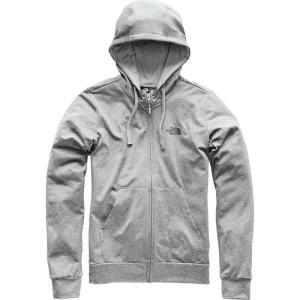 ザ ノースフェイス The North Face レディース パーカー トップス Fave Lite LFC Full - Zip Hoodie Tnf Light Grey Heather/Asphalt Grey fermart3-store