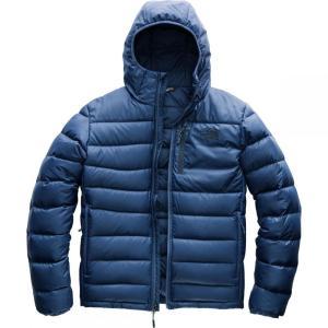 ザ ノースフェイス The North Face メンズ ダウン・中綿ジャケット アウター Aconcagua Hooded Jackets Shady Blue|fermart3-store