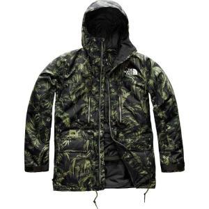 ザ ノースフェイス The North Face メンズ アウター スキー・スノーボード Goldmill Parkas Four Leaf Clover Tropitoile Print|fermart3-store