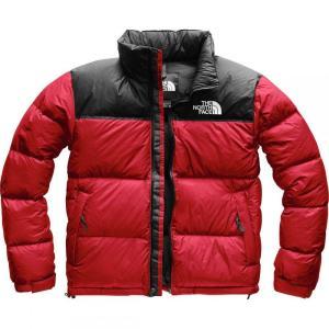 ザ ノースフェイス The North Face メンズ ダウン・中綿ジャケット アウター 1996 Retro Nuptse Jackets Tnf Red|fermart3-store
