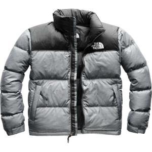 ザ ノースフェイス The North Face メンズ ダウンジャケット アウター 1996 Retro Nuptse Jackets Tnf Medium Grey Heather|fermart3-store