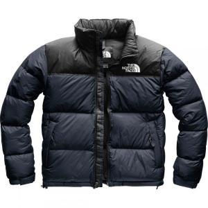ザ ノースフェイス The North Face メンズ ダウン・中綿ジャケット アウター 1996 Retro Nuptse Jackets Urban Navy|fermart3-store