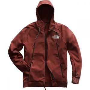ザ ノースフェイス The North Face メンズ パーカー トップス Tekno Full - Zip Hoodie Sequoia Red|fermart3-store