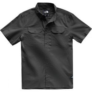 ザ ノースフェイス The North Face メンズ 半袖シャツ トップス Battlement Shirts Asphalt Grey fermart3-store