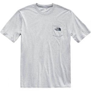 ザ ノースフェイス The North Face メンズ Tシャツ トップス Camping Notes Pocket T-Shirts Tnf Light Grey Heather fermart3-store