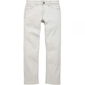ボルコム Volcom メンズ ジーンズ・デニム ボトムス・パンツ Vorta Slim Denim Pantss Dirty White fermart3-store