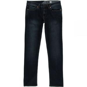 ボルコム Volcom メンズ ボトムス ジーンズ Solver Denim Pant Vintage Blue|fermart3-store
