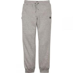 ボルコム Volcom メンズ スウェット・ジャージ ボトムス・パンツ Single Stone Fleece Pants Storm fermart3-store