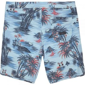 ヴィスラ Vissla メンズ 海パン 水着・ビーチウェア Banzai 20in Board Shorts Light Blue|fermart3-store