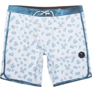 ヴィスラ Vissla メンズ 海パン 水着・ビーチウェア Honeybomb 18.5in Board Shorts Cool Blue|fermart3-store