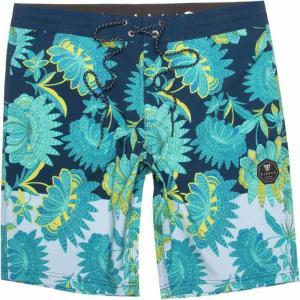 ヴィスラ Vissla メンズ 海パン 水着・ビーチウェア Padang 20in Board Shorts Dark Denim|fermart3-store