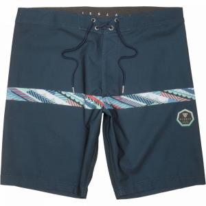 ヴィスラ Vissla メンズ 海パン 水着・ビーチウェア C & I's 20in Board Shorts Dark Naval|fermart3-store