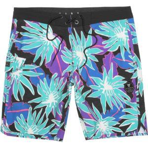 ヴィスラ Vissla メンズ 海パン 水着・ビーチウェア Lucid Dream Board Shorts Black|fermart3-store