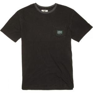 ヴィスラ Vissla メンズ Tシャツ トップス Point Short - Sleeve Pocket T - Shirts Phantom|fermart3-store