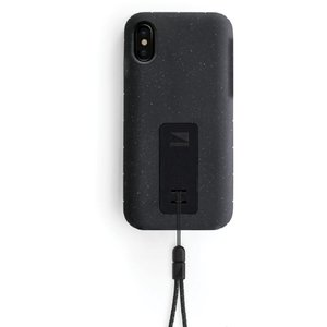 ランダー Lander ユニセックス iPhone (X)ケース Moab Case for iPhone X BLACK|fermart3-store