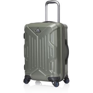 グレゴリー ユニセックス スーツケース・キャリーバッグ バッグ Quadro Hardcase Roller Luggage - 22 GREEN fermart3-store