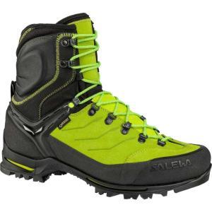 サレワ Salewa メンズ シューズ・靴 ハイキング・登山 Vultur EVO GTX Mountaineering Boots BLACK/CACTUS fermart3-store