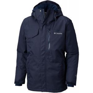 コロンビア Columbia メンズ ジャケット アウター Cushman Crest Insulated Jacket COLLEGIATE NAVY HEATHER|fermart3-store