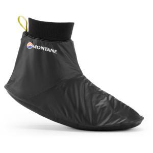 モンテイン MONTANE レディース ブーツ シューズ・靴 Fireball Footie Camp Booties BLACK|fermart3-store
