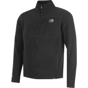 カリマー KARRIMOR メンズ フリース トップス Fleece Jacket CHARCOAL