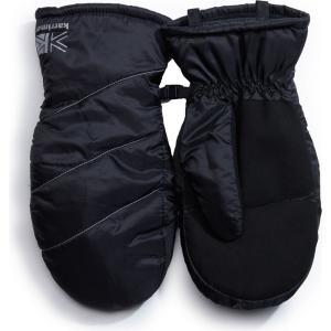 カリマー KARRIMOR メンズ 手袋・グローブ Peak Mittens BLACK