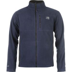 カリマー KARRIMOR メンズ フリース トップス Fleece Jacket DARK BLU...