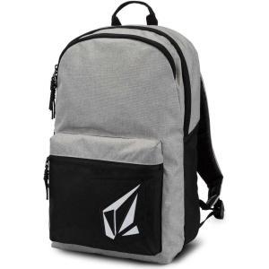 ボルコム Volcom メンズ バックパック・リュック バッグ Academy Backpack Grey Vintage|fermart3-store