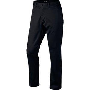 ナイキ メンズ チノパン ボトムス・パンツ SB FLX Chino Icon Pants Black|fermart3-store