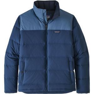 パタゴニア Patagonia メンズ ダウン・中綿ジャケット アウター Bivy Down Jacket Stone Blue/Woolly Blue fermart3-store