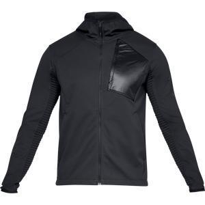 アンダーアーマー Under Armour メンズ アウター スキー・スノーボード Traversa Hooded Snowboard Jacket 2019 Black/Steel|fermart3-store
