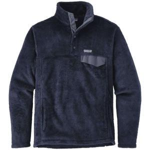パタゴニア Patagonia メンズ フリース トップス Re-Tool Snap-T Pullover Fleece 2019 Navy Blue - Navy Blue X-Dye|fermart3-store