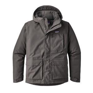 パタゴニア Patagonia メンズ ダウン・中綿ジャケット アウター Topley Jacket Forge Grey fermart3-store