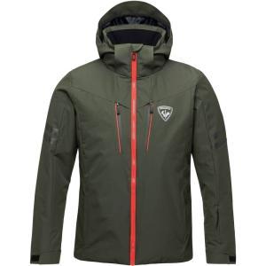 ロシニョール Rossignol メンズ アウター スキー・スノーボード Controle Ski Jacket 2019 Military Green|fermart3-store