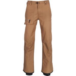 シックス エイト シックス 686 メンズ ボトムス・パンツ スキー・スノーボード Vice Shell Snowboard Pants 2019 Khaki|fermart3-store