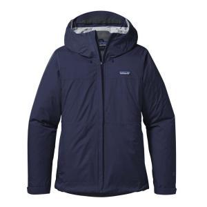 パタゴニア Patagonia レディース ジャケット アウター Torrentshell Jacket Navy Blue fermart3-store