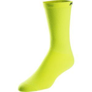 パールイズミ Pearl Izumi メンズ ソックス インナー・下着 Attack Tall Socks Screaming Yellow|fermart3-store