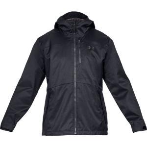 アンダーアーマー Under Armour メンズ スキー・スノーボード ジャケット アウター Porter 3-in-1 Snowboard Jacket 2020 Black/Black/Charcoal fermart3-store