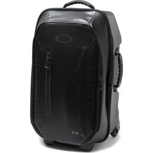 オークリー Oakley メンズ スーツケース・キャリーバッグ バッグ FP 45L Roller Travel Bag Blackout|fermart3-store
