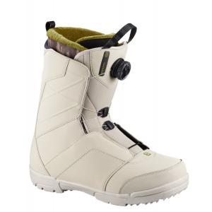 サロモン Salomon メンズ シューズ・靴 スキー・スノーボード Faction BOA Snowboard Boots 2019 Sand|fermart3-store