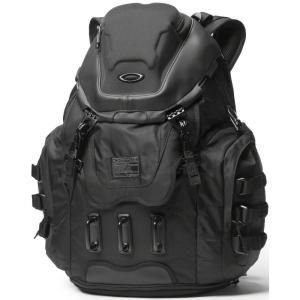 オークリー メンズ バックパック・リュック バッグ Kitchen Sink Backpack Stealth|fermart3-store