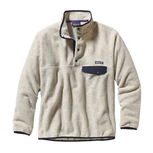 パタゴニア Patagonia メンズ フリース トップス Synchilla Snap-T Pullover Fleece 2019 Oatmeal Heather|fermart3-store