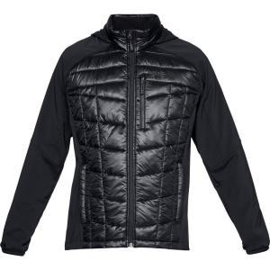 アンダーアーマー Under Armour メンズ アウター スキー・スノーボード Encompass Hybrid Snowboard Jacket 2019 Black/Black/Charcoal|fermart3-store