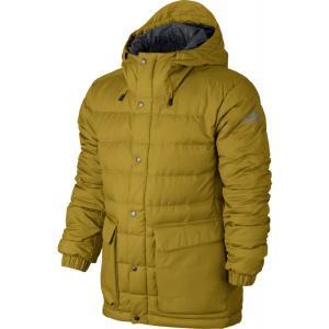ナイキ メンズ アウター スキー・スノーボード SB 550 Down Snowboard Jacket Peat Moss/ Anthracite/ Warmgrey Ref C fermart3-store