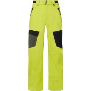 オークリー Oakley メンズ スキー・スノーボード ボトムス・パンツ Alpine Shell 3L Gore-Tex Snowboard Pants Sulphur|fermart3-store