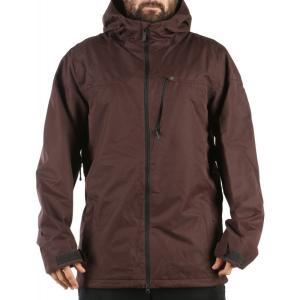 ボルコム Volcom メンズ スキー・スノーボード ジャケット アウター prospect snowboard jacket Plum|fermart3-store