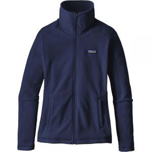 パタゴニア Patagonia レディース フリース トップス Micro-D Fleece Navy Blue fermart3-store